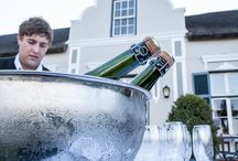 New Years Eve 2013 / As guests said goodbye to 2013 staff put on a celebration like only the Grande Roche Hotel can...after all we have had 21 years of experience!