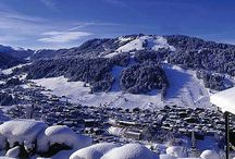 Morzine tourist attractions and places. / These are photos and locations of places of interest in the ski resort of Morzine.