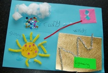 Weather-General-Theme / A general weather theme for preschool! http://www.preschool-plan-it.com/weather-theme.html