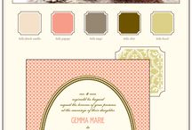 color me happy / captivating color combos