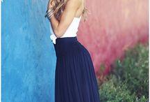 Senior Girls Wardrobe Inspiration