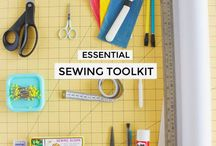Tutorials: Sewing Basics for Beginners / by Mary Mayhew/ nonna_mahoo