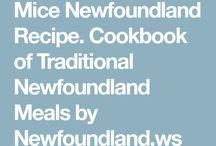 NFLD Rock recipes