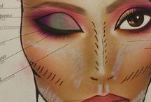makeup artist by Maria