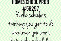 Life of a Homeschooler...