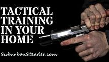 Tactical training in home