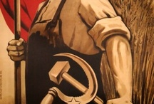 Советские плакаты - Труд и Производство / Агитационные постеры, Пропаганда в СССР