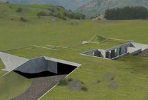 BUILDING UNDER GROUND