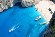 Greek Islands - Hot stuff / Generic board for Greek islands we like as adventurers