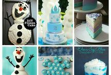 Frozen / Party ideas for Chelsea