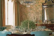 elegant breakfast rooms