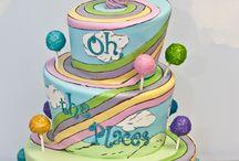Seussian Cake Inspiration