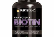Biotin Hair Growth / Biotin Hair Growth
