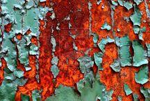 Rust - Weathered