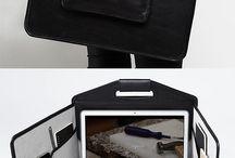 Un birou intr-o geanta