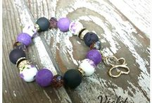 luxury collection by violet / by Violet Handmade Jewelry