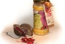 Gourmet Produckte - Aus Rosen