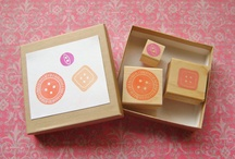 Button stamps / by Jude's Vintage