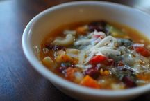 Soups / by Gina Schnitz