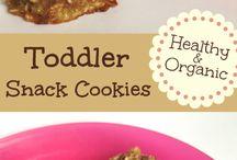 Toddler Meals & Snacks