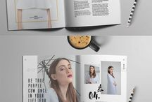 Book & Magazine Layouts