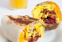 breakfast wrap ideas