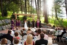 Evergreen Wedding Terrace