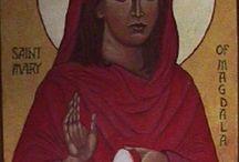 Magdalan Maria / Mary Magdalen