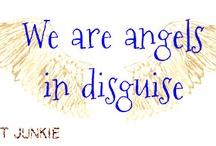 Spirit Junkie Quotes  / My favorite quotes by my favorite #SpiritJunkies.