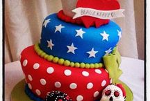 Hannalicious bespoke cakes  / Made by me!