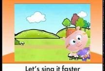 Kindergarten Songs / by Stacey Rey