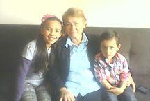 Yo y mi abuelita