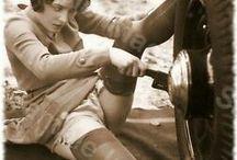 vintage photografic
