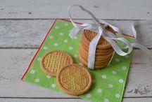 sušenky a cukroví