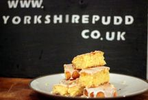 Recipes / by Yorkshire Pudd