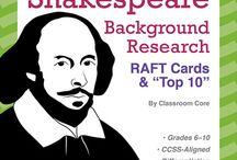 Shakespeare / Shakespeare
