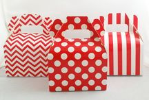 Party Boxes & Bags