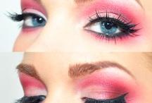 Makeup & Nails / hair_beauty / by Alyssa Jackson-Armijo