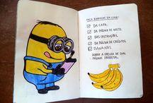 Destrukční deník - nápady :)