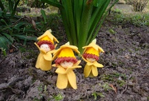 Little Wood Dolls (Houten Poppetjes)