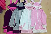 Rabbit Ribbon Jaket