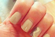 爪 nail*