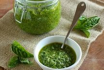 Three-ingredient healthy pesto #recipe