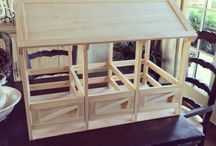 Stable for horses DIY