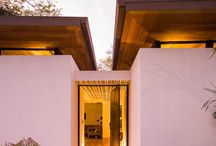 dwell | EXTERIORS / simple and dreamy places where we wish we lived.