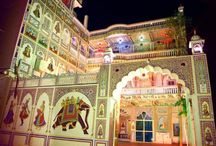 Haveli's of Rajasthan