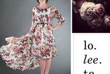 MellonCollie / fashion&weddings board