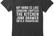 t shirt words