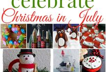 Christmas Inspiration / Christmas is such an enchanting time of year. Here are some of our favorite Christmas treats, ideas, and crafts!