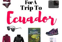Packing tips for around the world / Products, tips, and packing guides